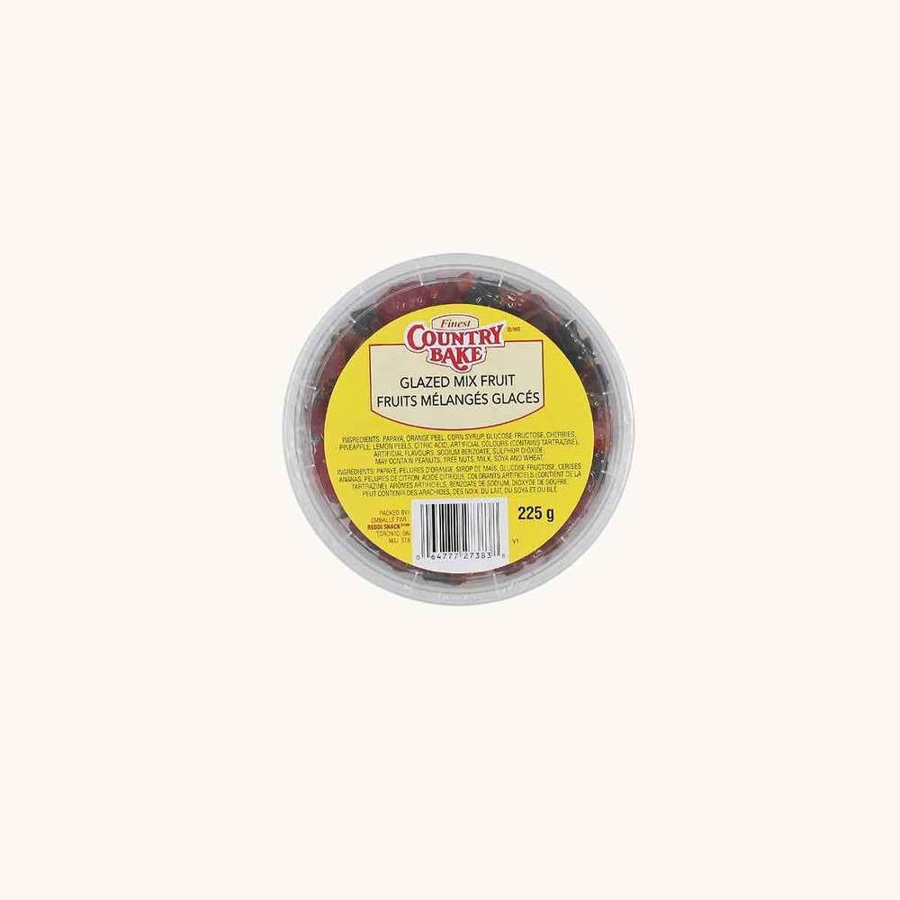 Country Bake Glazed Mix Fruit