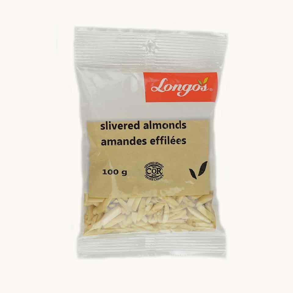 Longo's Slivered Almonds
