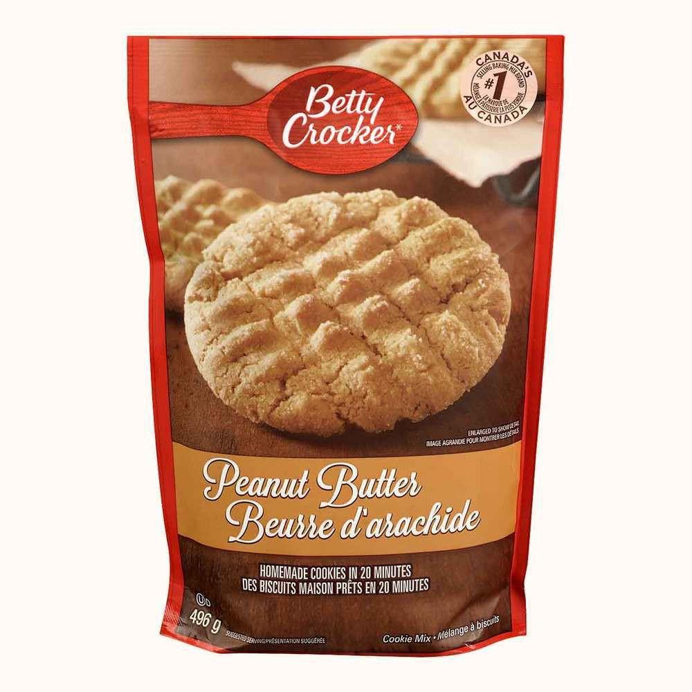 Betty Crocker Cookie Mix Peanut Butter