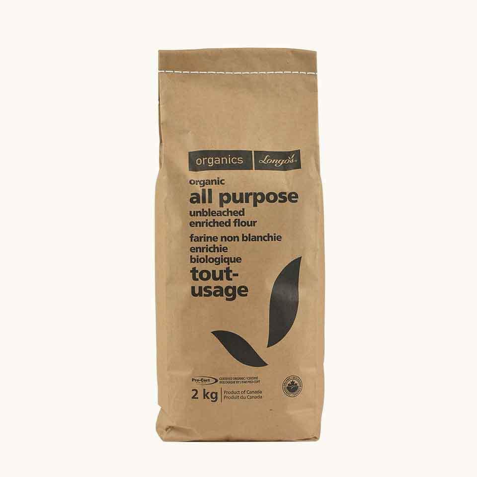 Longo's Organic All Purpose Flour