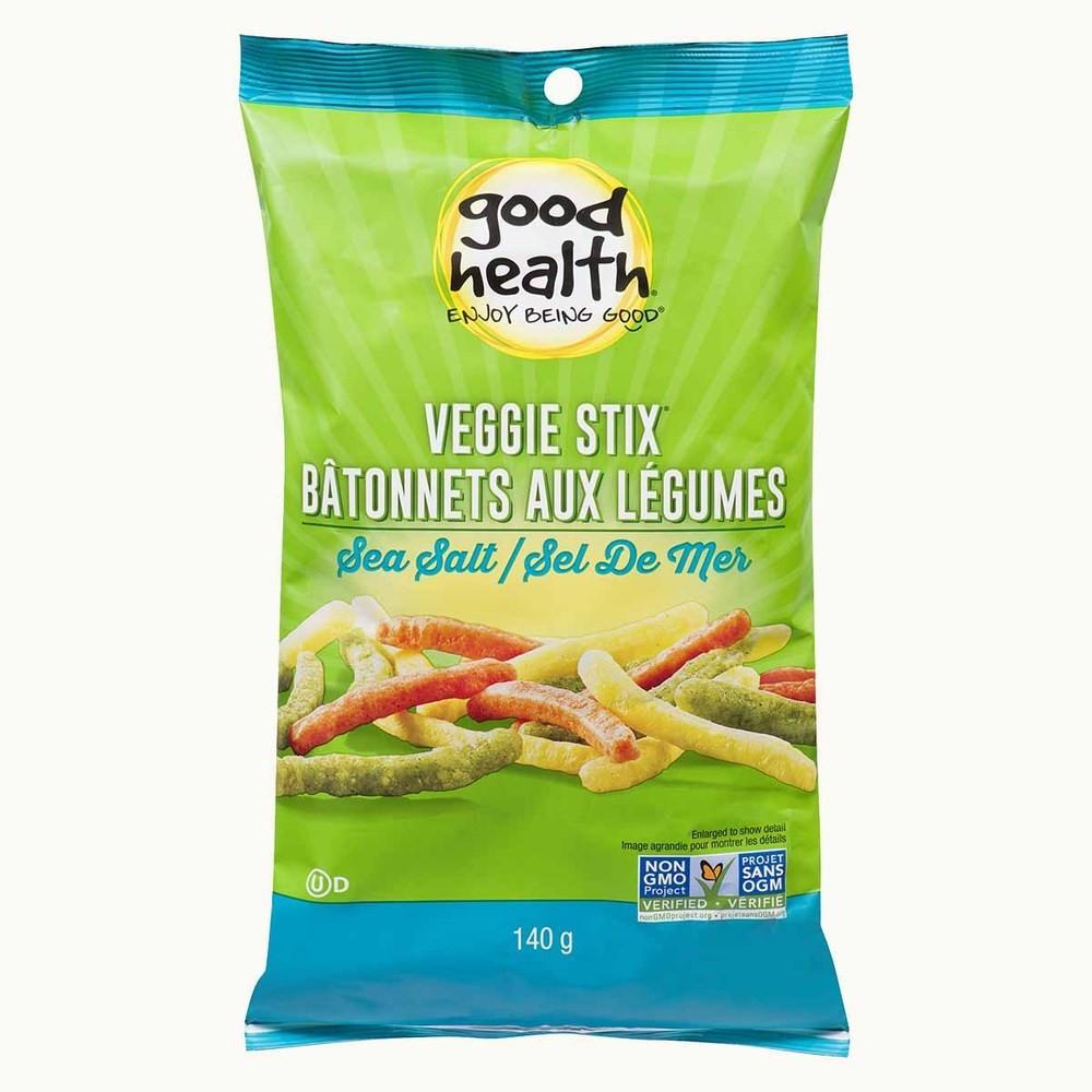 Good Health Veggie Stix Sea Salt
