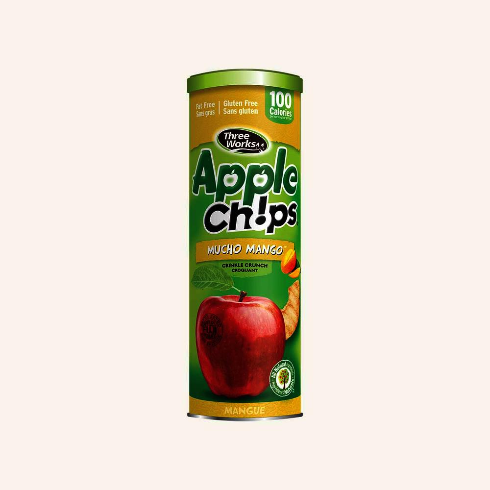Three Works Apple Chips Mucho Mango