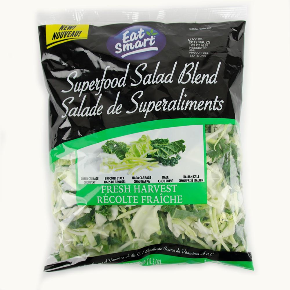 Eat Smart Superfood Salad Blend Fresh Harvest