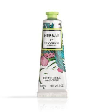 Crema de manos herbae