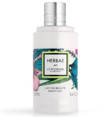 Leche de cuerpo herbae