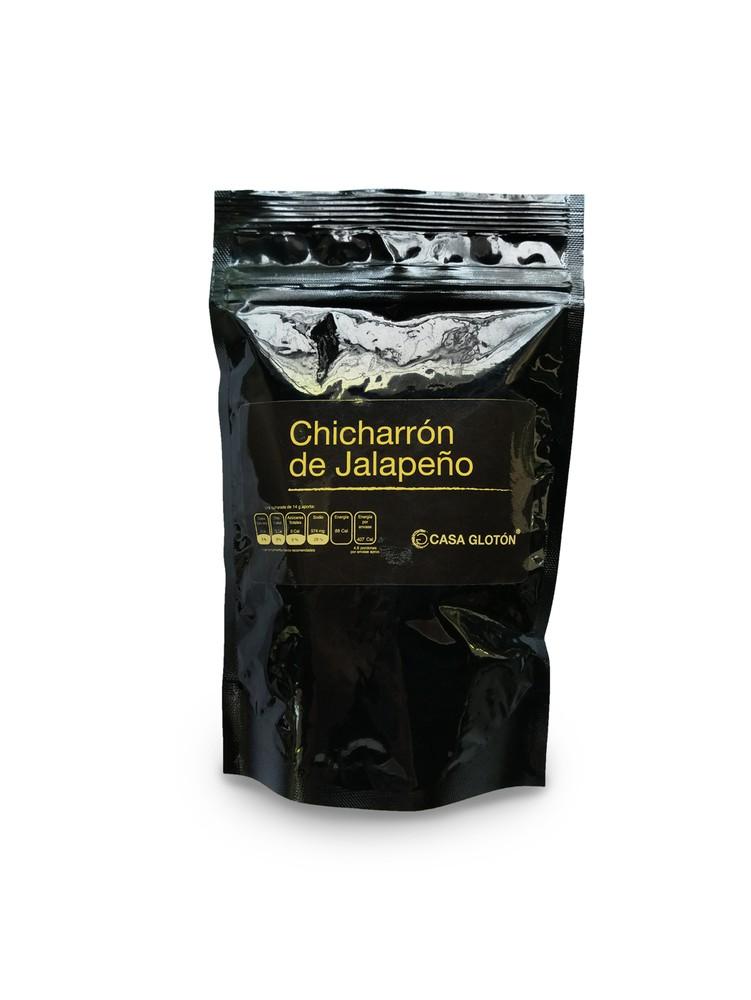 Chicharrón de jalapeño