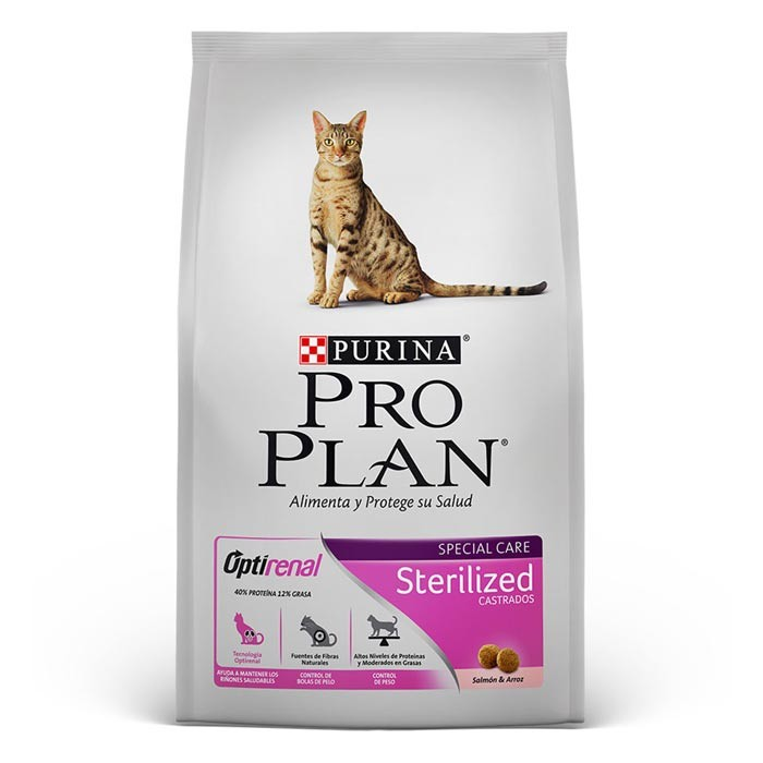 Sterilized cat