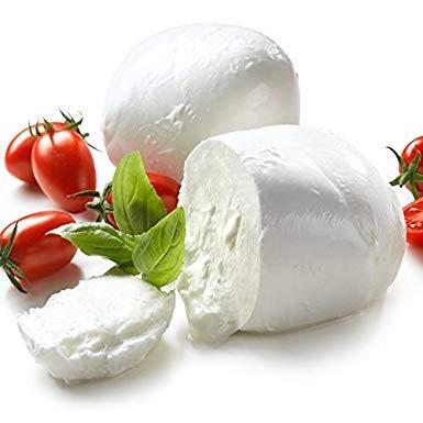 Mozzarella fior di latte CONGELADA 125 gr