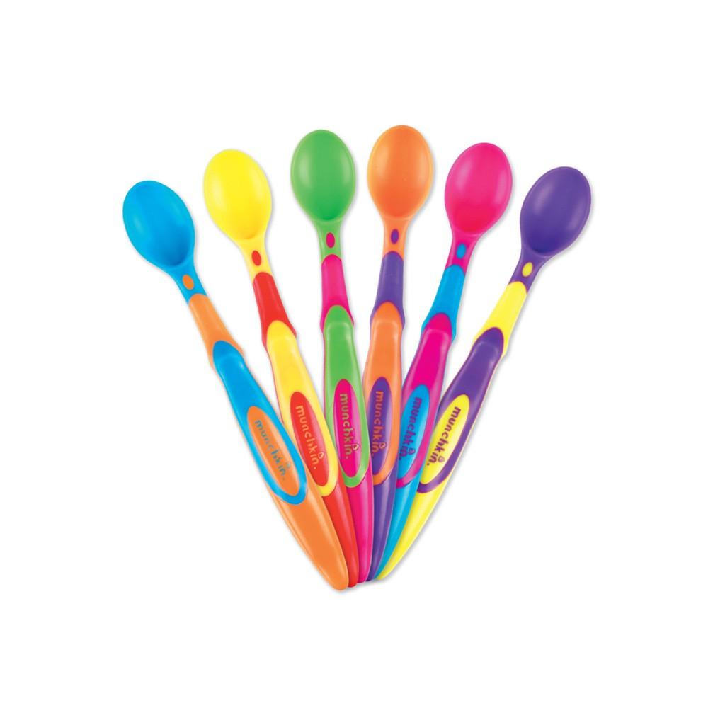 Set de 6 cucharas para niños