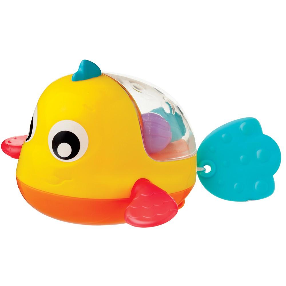 Baño de peces