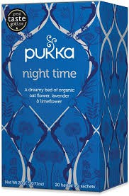 Night time - nuit paisible Empaque 20 g