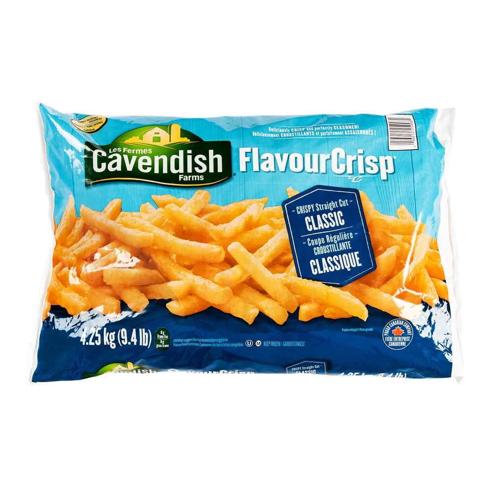 FlavourCrisp fries