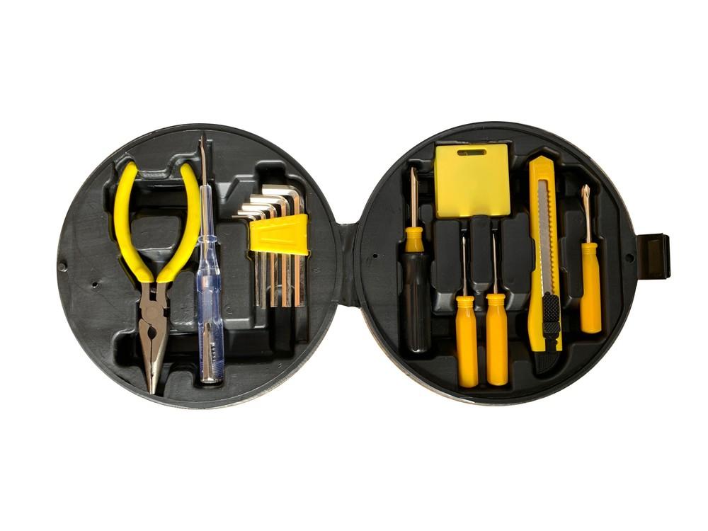 Set herramienta forma de rueda Caja 400 g