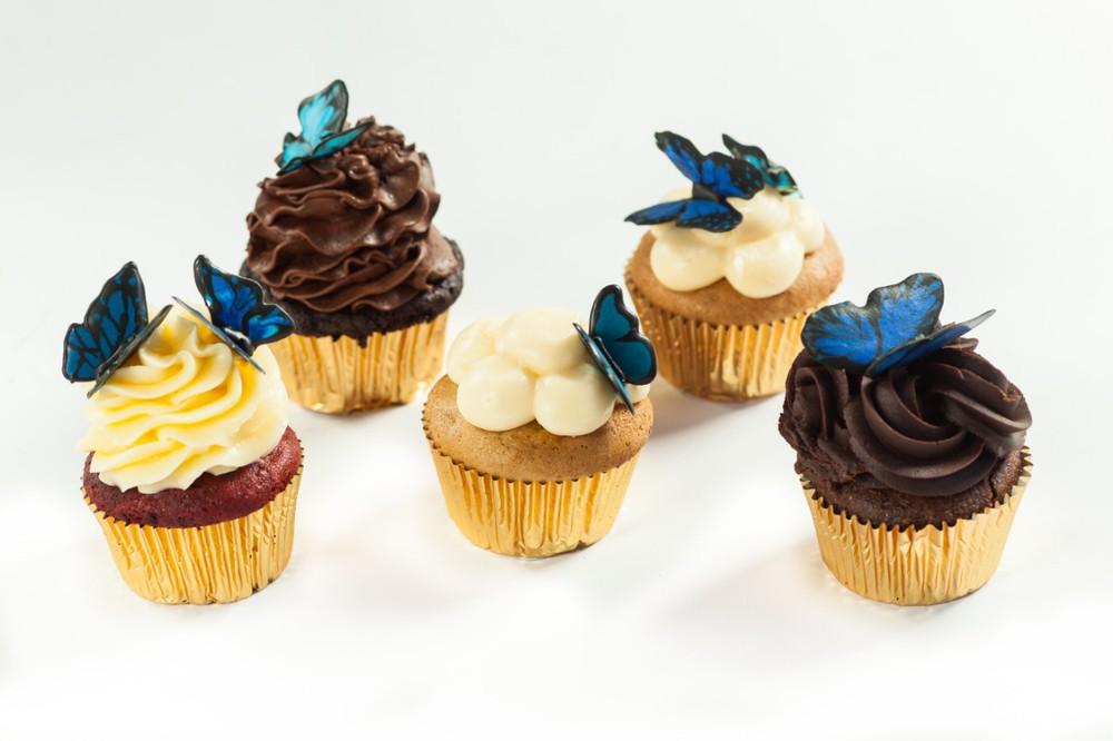 Cupcakes colección día de la madre