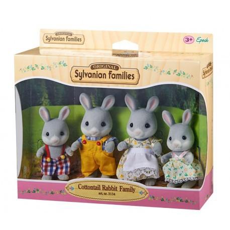 Familia conejos Caja