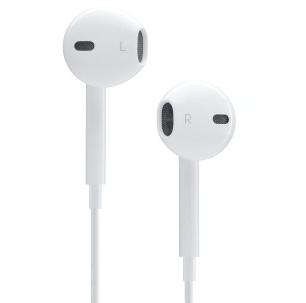 Audífonos earpods con jack de 3.5 mm