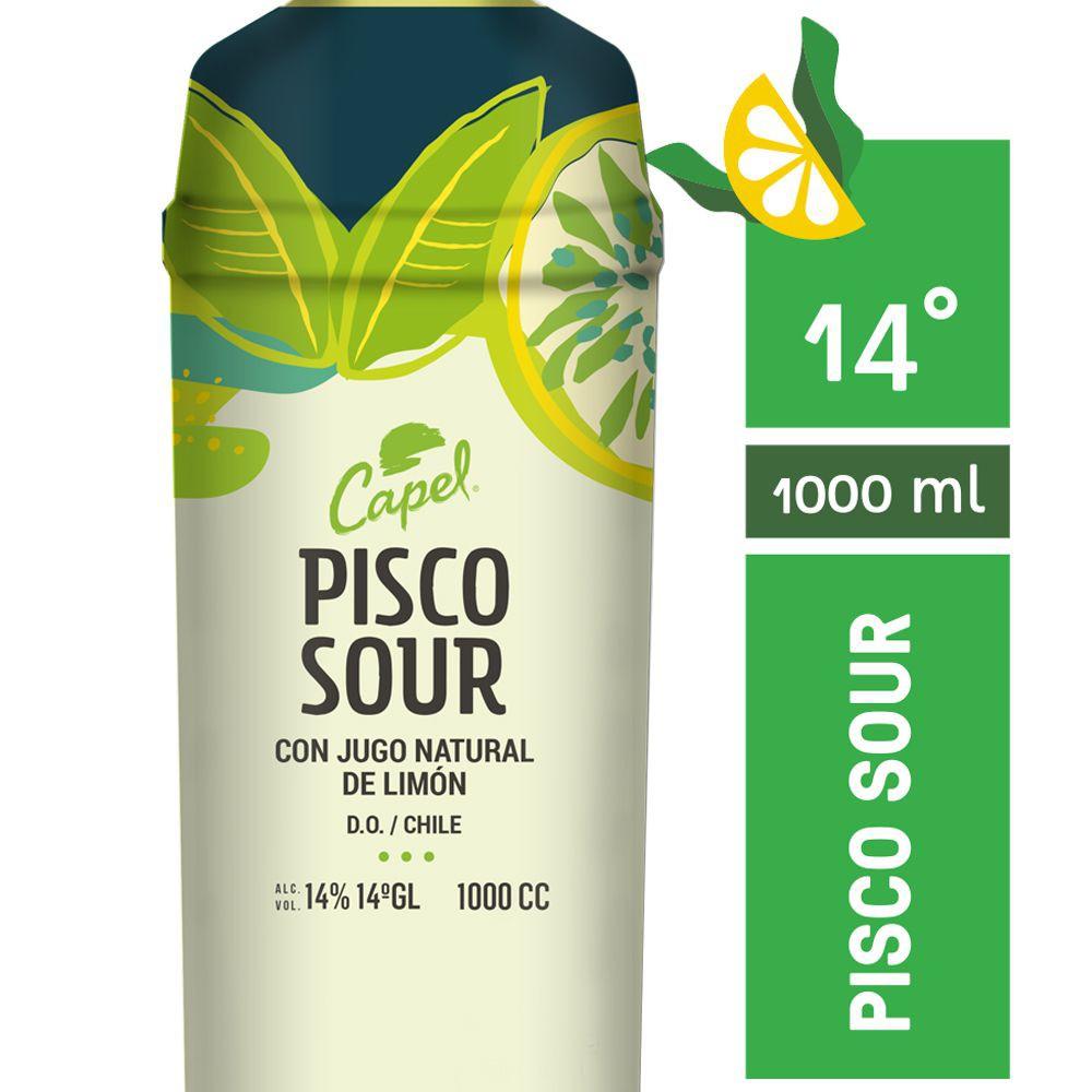 Sour limón 14°