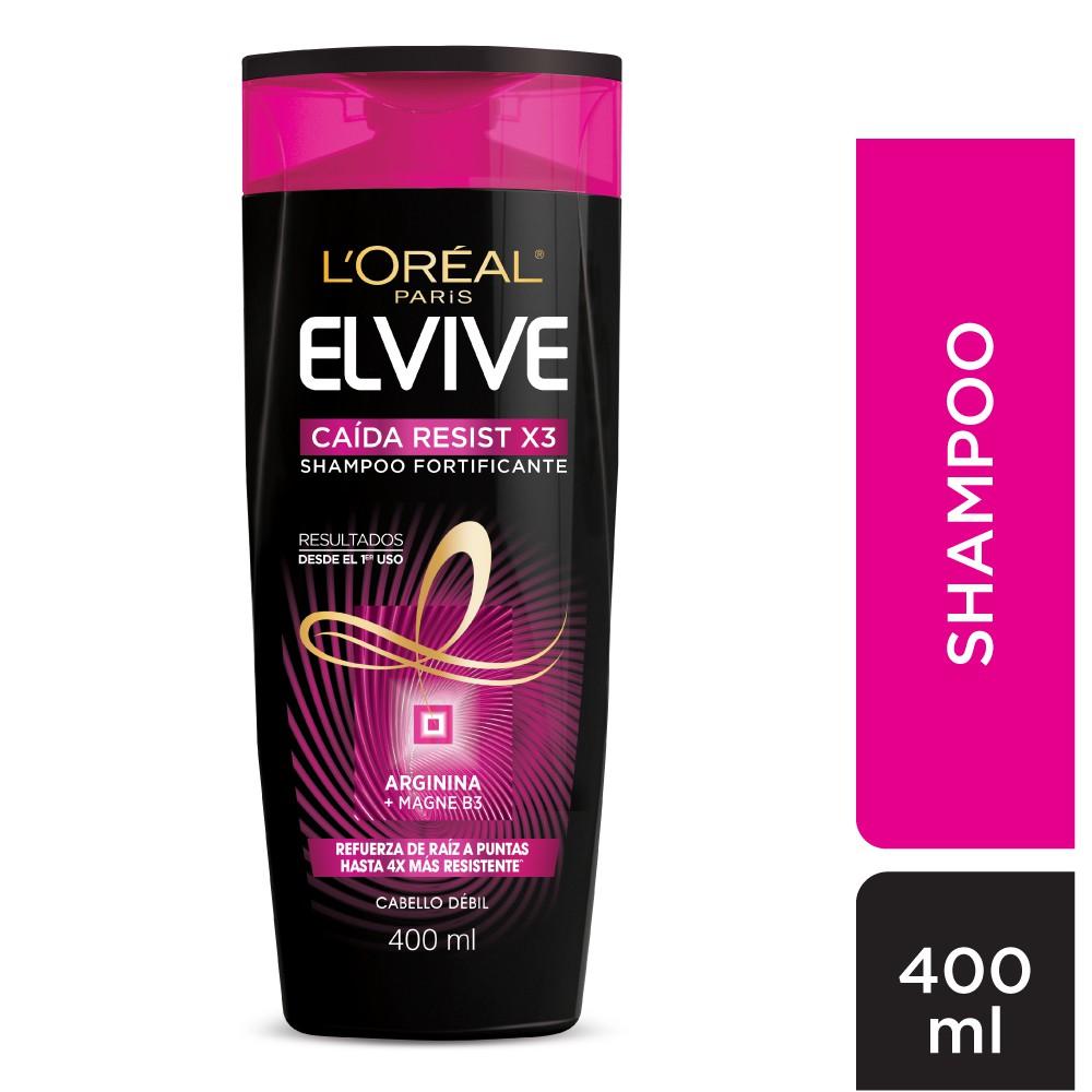 Shampoo tratamiento Caída Resist arginina