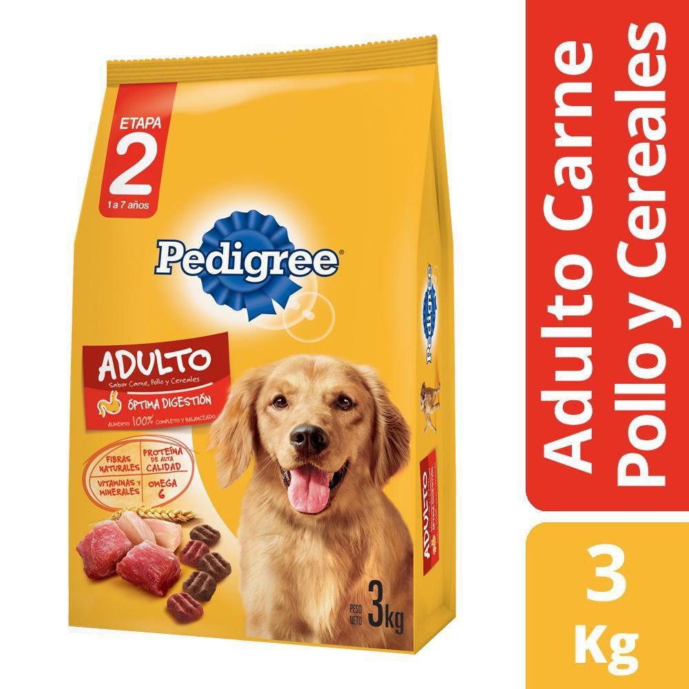 Alimento perro adulto vital protection etapa 2