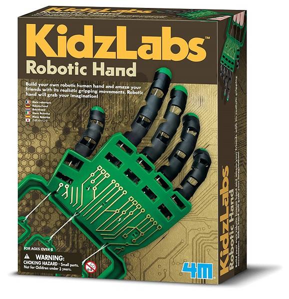 Robotic hand 7 a 9 años