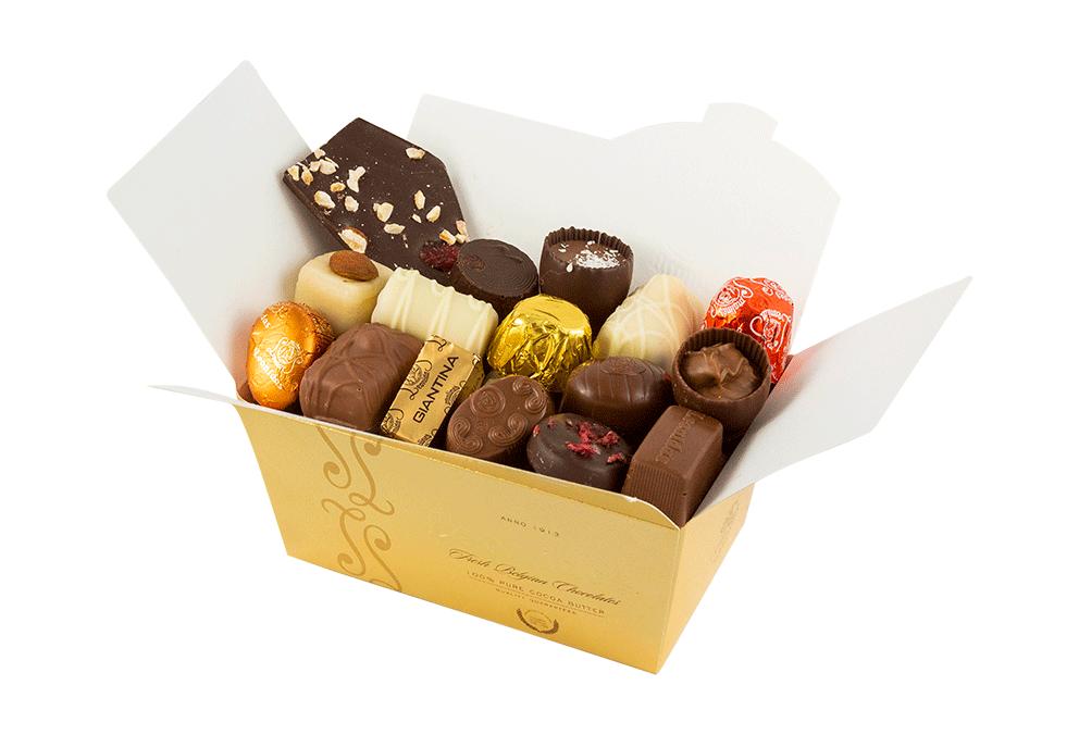 Ballotin 375grs 30-33 chocolates