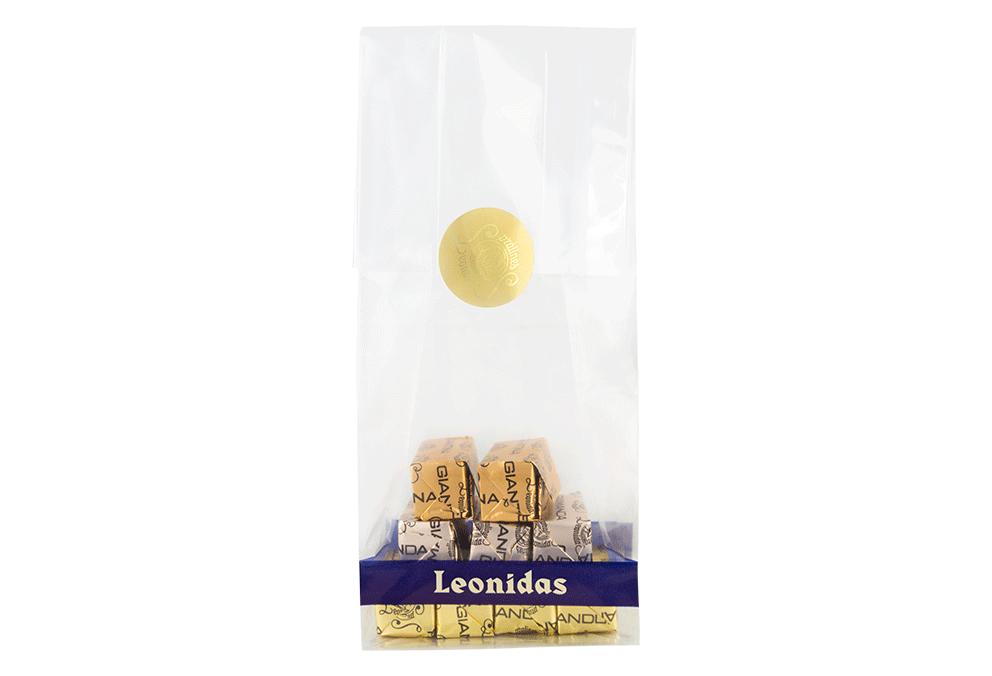 Bolsa giandujas surtido 100 grs (8-10 chocolates)