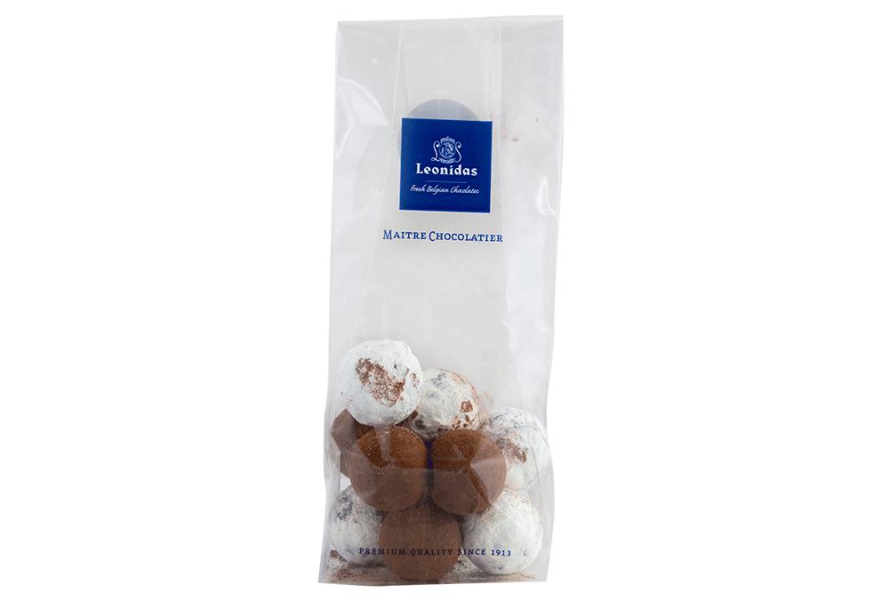 Bolsa trufas surtidos 100 grs (9-11 chocolates)