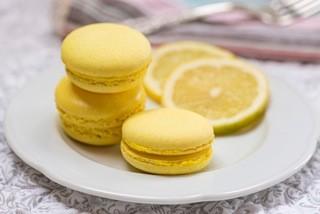 Macaron limón 1 u