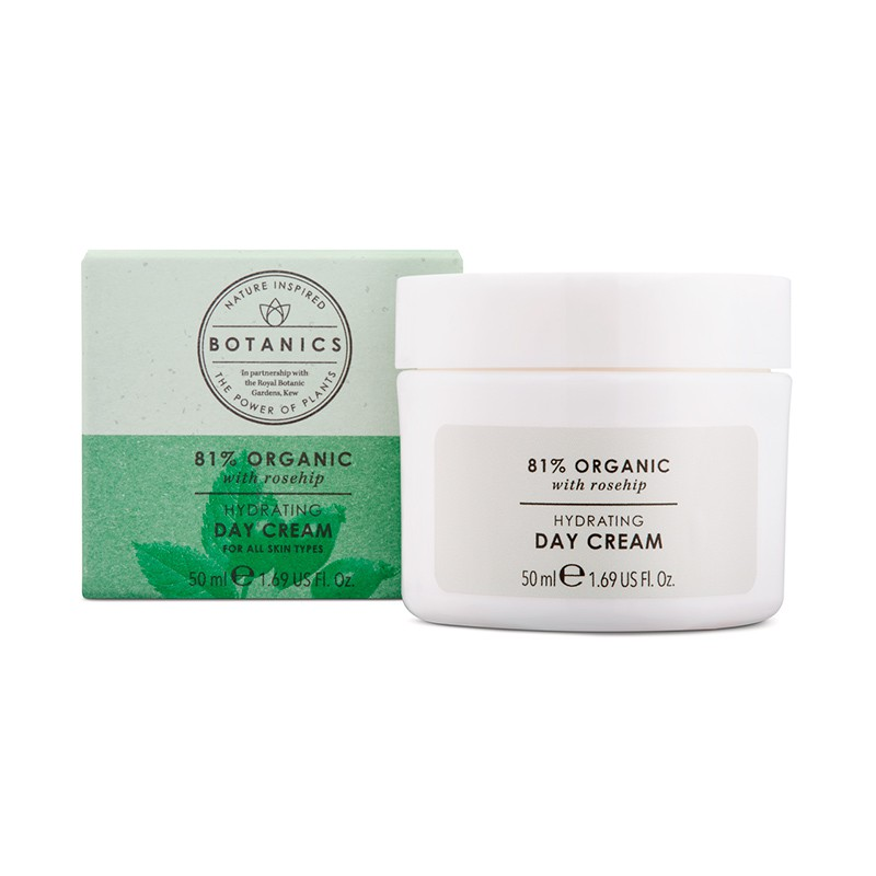 Organic crema de día