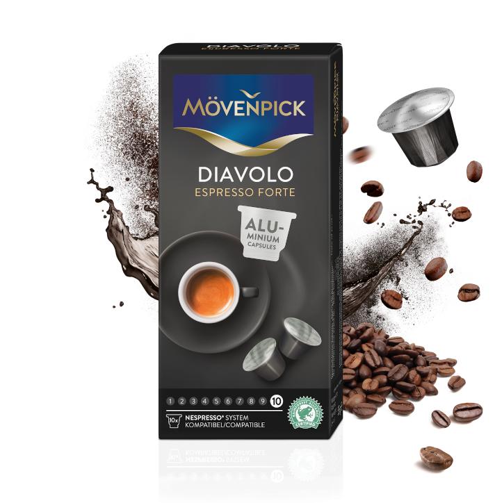 Café en Cápsulas Diavolo para Nespresso®