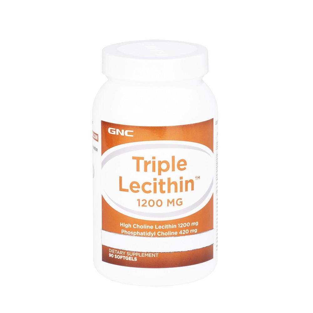 Triple Lecitina Soya