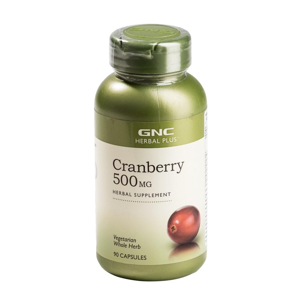 Cranberry 500mg.