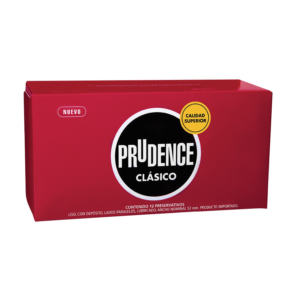 Preservativo Clasico 12 Unidades