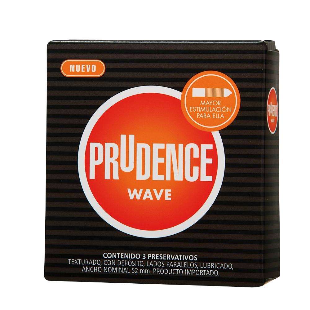 Preservativo Wave 3 Unidades