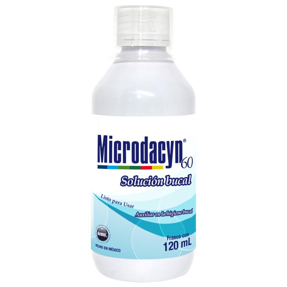 Microdacyn 60 Solucion Bucal