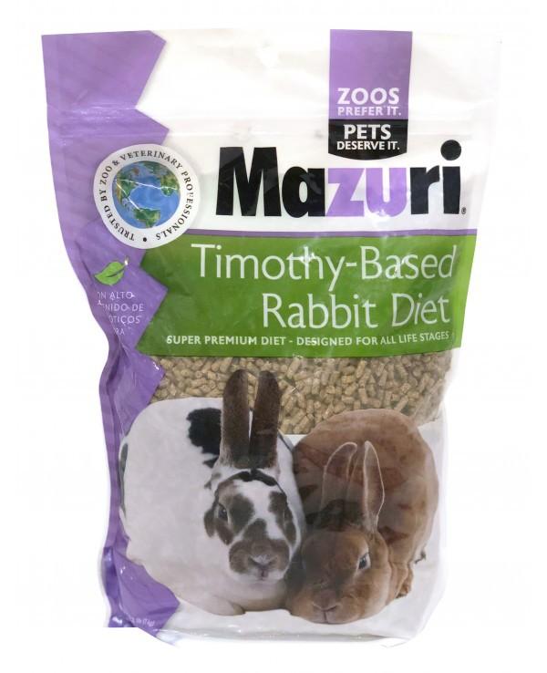 Alimento para conejo Timothy