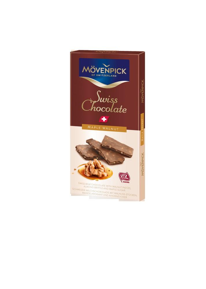 Chocolate maple walnut