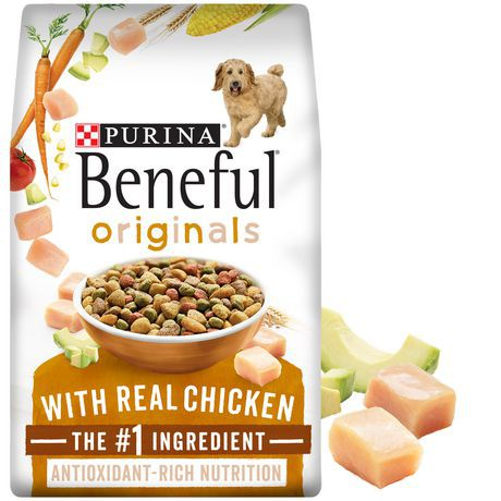 Original with chicken dog food