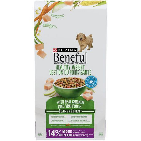 Healthy weight dog food