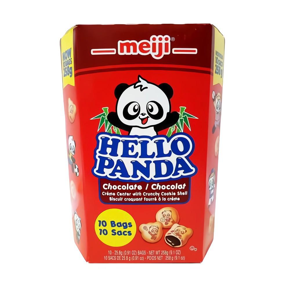 Hello Panda chocolate cookies