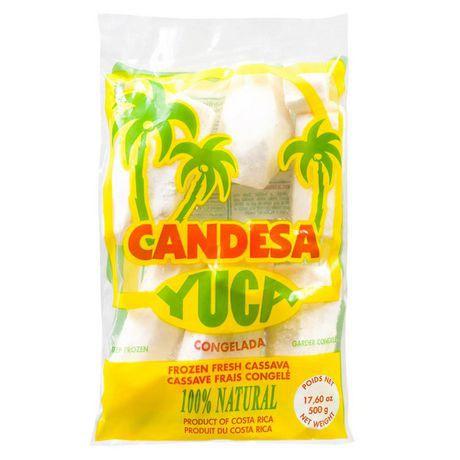 Candesa Yuca Frozen Fresh Cassava