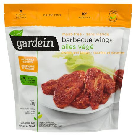 Gardein Meat-free Sweet And Tangy Barbecue Wings