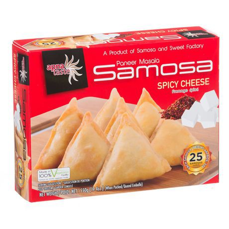 Apna Taste Spicy Cheese Samosa