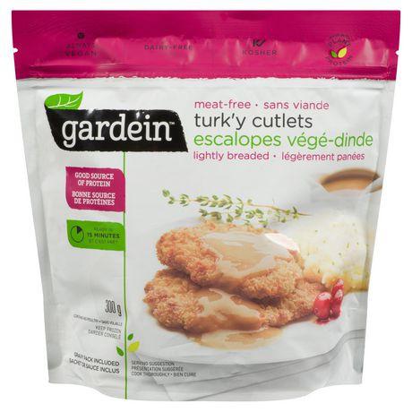 Gardein Meat Free Turk'y Cutlets