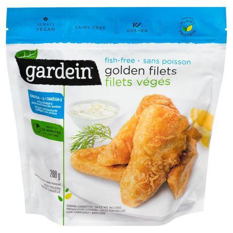 Gardein Fish-Free Golden Filet
