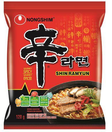 Nongshim Shin Ramyun
