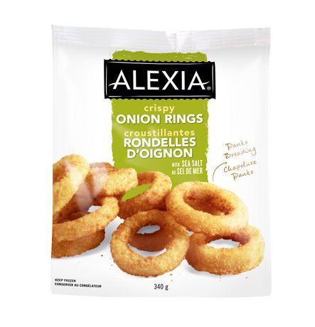 Foods crispy onion rings