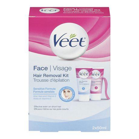 Veet Hair Removal Cream Gentle Finishing Cream Sensitive Skin