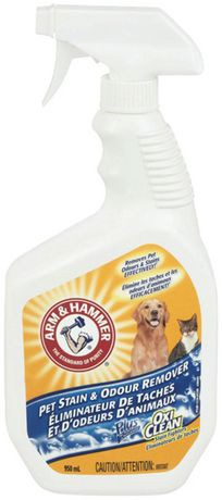 Arm & HAMMER® Pet Odour & Stain Remover 950 ml