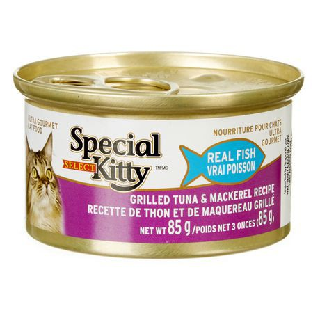 Special Kitty Select Ultra Gourmet CAT Food · Walmart
